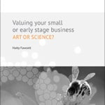 Ebook: Valuting your small or early stage small business: Art or science?